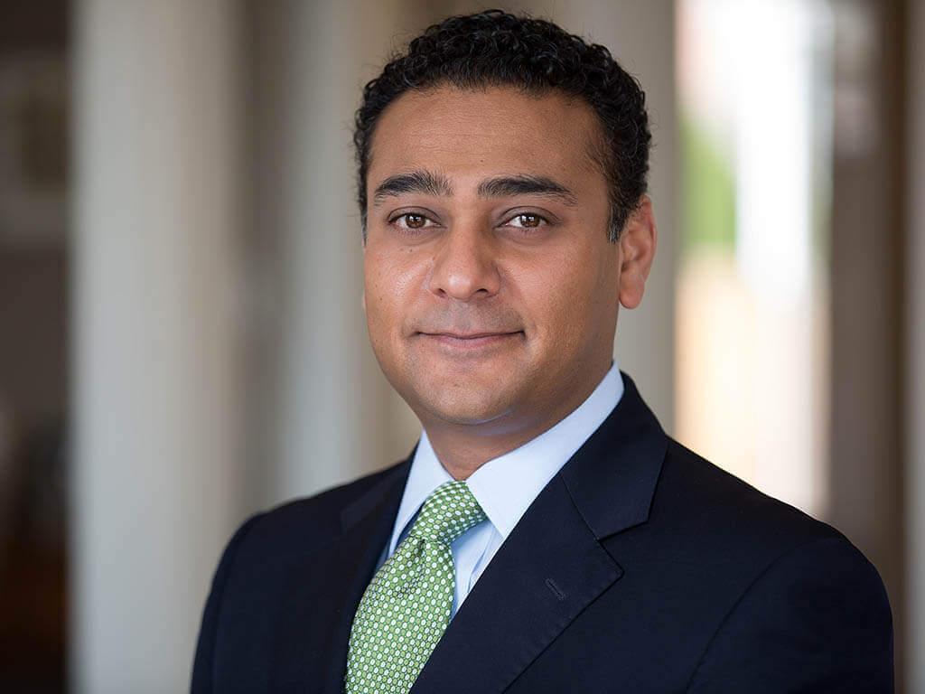 Nil Patel Headshot