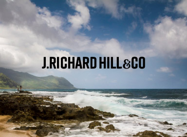 Category header for J Richard Hill case study