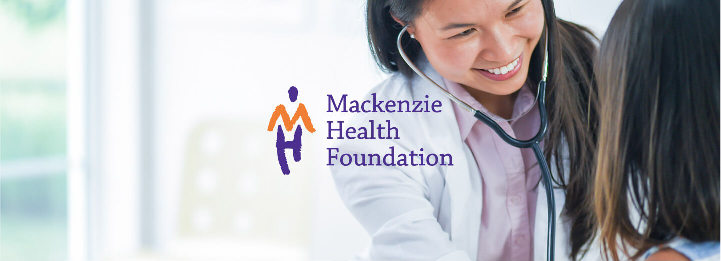 Header image for Mackenzie Health Foundation case study