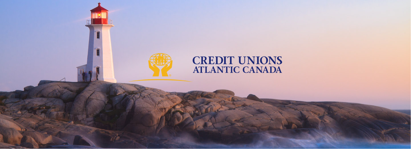 Header image of lighthouse for Credit Union Atlantic Canada