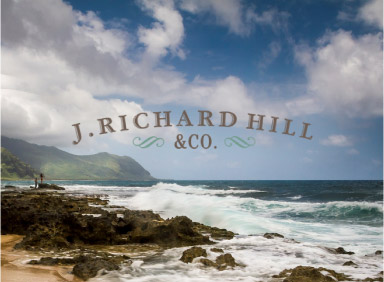 Category header image of beach for J. Richard Hill case study