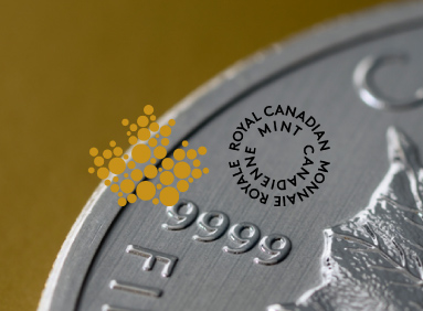 Canadian silver coin