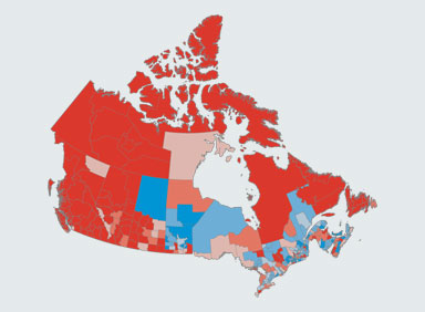 Canada-Map-By-Census-Division