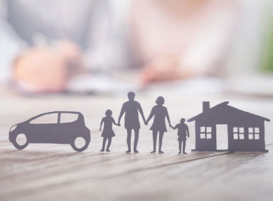 paper-cut-out-car-family-home
