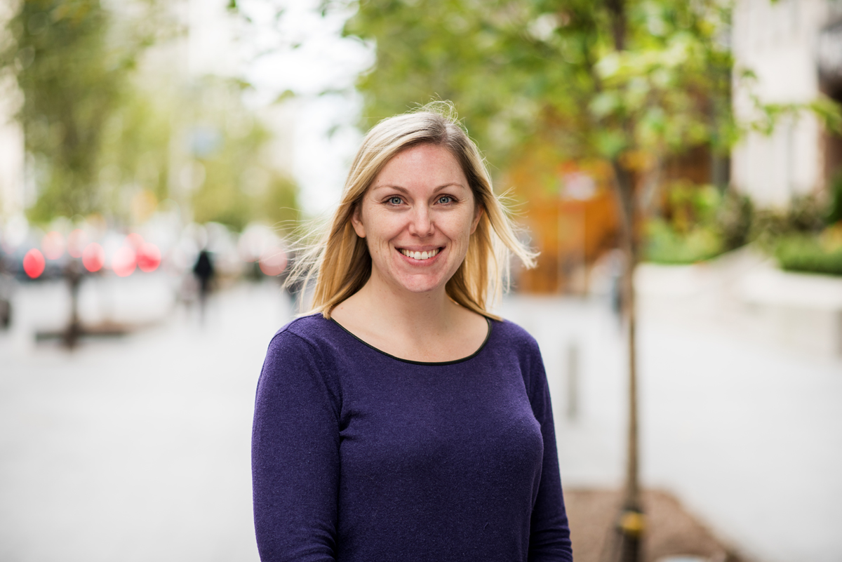 Jennifer Robins of Environics Analytics