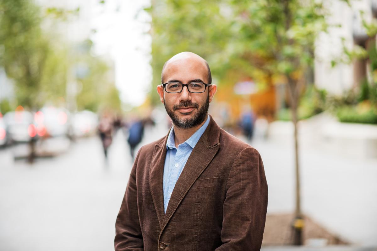 Nader Shureih of Environics Analytics