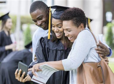 Use data analytics to profile alumni and estimate giving potential