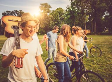 Data analytics can identify whether millennial couples attend your sponsored event.