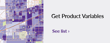 Variables Lists | Product Documentation | Environics