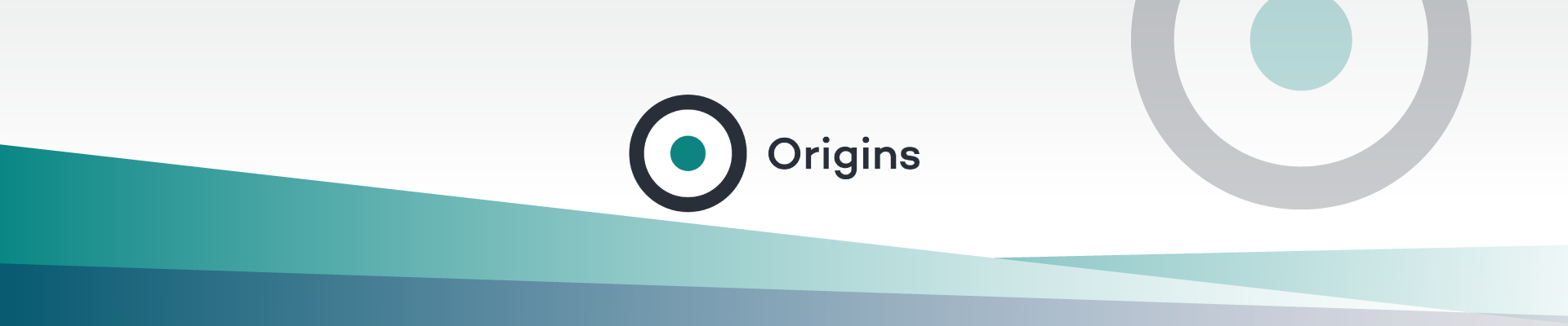 Origins Software Header Image