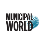 Logo for Municipal World online magazine focused on government content