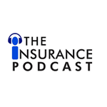 Logo for the Insurance Podcast