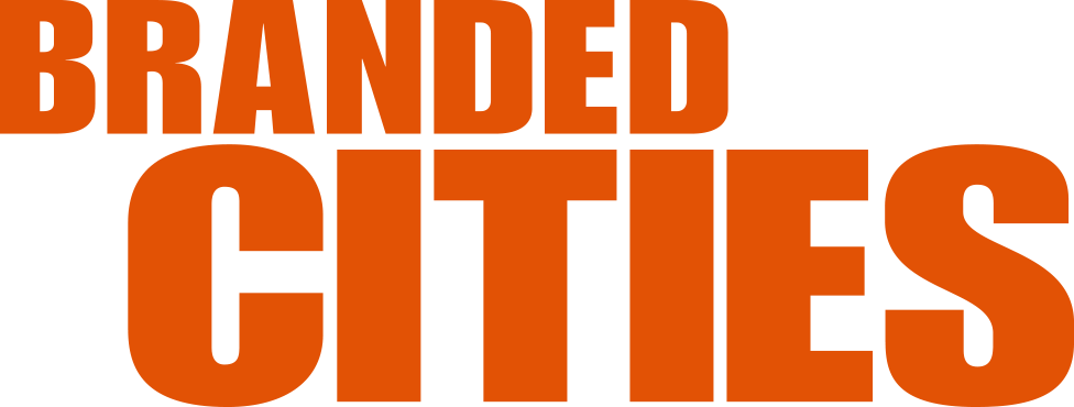 Branded Cities Logo Orange