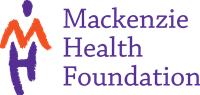 Logo for Mackenzie Health Foundation