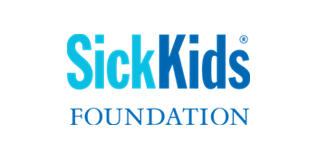 Sick Kids Foundation Logo for Testimonials