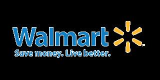 Walmart logo for testimonials - save money live better