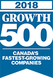 2018 Logo for Growth 500